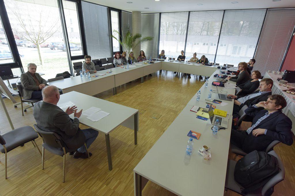 Seminar na Univerzite Pardubice